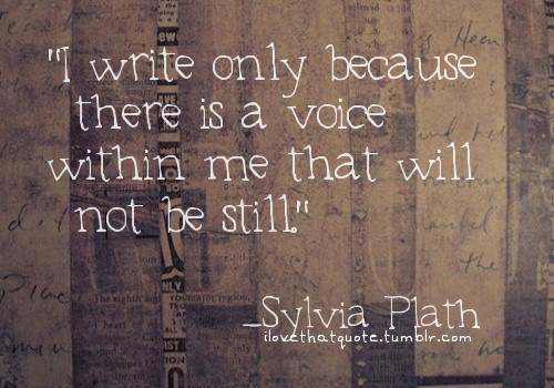I write because jpg