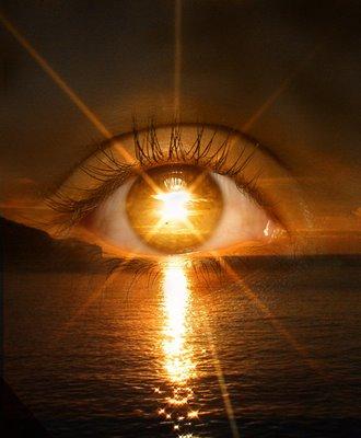 eye ocean