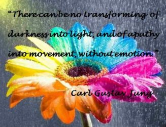 Carl Jung Emotion Quote