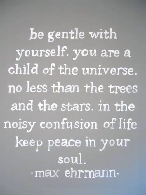 Spiritual Nature Quotes Nature Peace Quotes