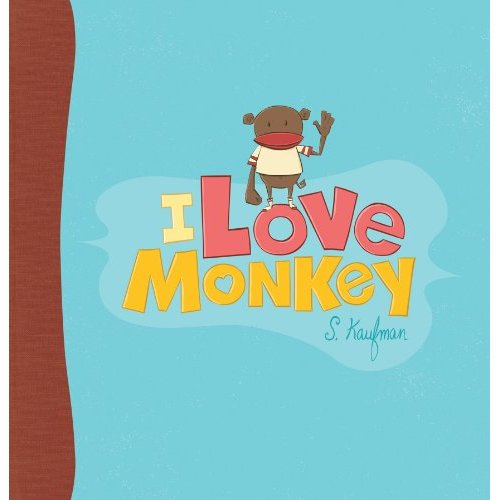 i-love-monkey-book