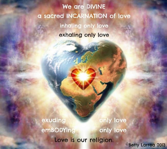divine love poem